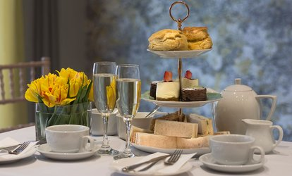 Prosecco Afternoon Tea for Two at The Orchid Hotel (45% Off)