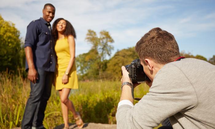 Megan Lyn Photography - Los Angeles: 60-Minute Engagement Photo Shoot from Megan Lyn Photography (70% Off)