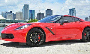 Exotic Lifestyle Car Rental: $200 for $399 Worth of Luxury Car Rental — Exotic Lifestyle Car Rentals