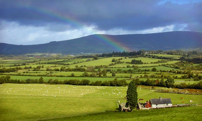 Ireland Vacation with Round-Trip Airfare - Dublin and Galway: Seven-Day Ireland Vacation with Round-Trip Airfare from Great Value Vacations