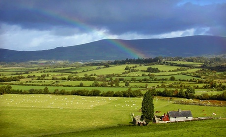 Seven-Day Trip through Ireland with Car Rental