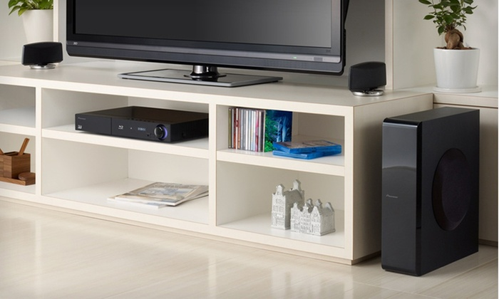 Pioneer Blu-ray Theater System | Groupon Goods