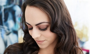 Beauty on the Go: Full Set of Eyelash Extensions and Optional Fill at Beauty on the Go (64% Off)