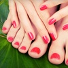 Up to 56% Off Shellac Manicure & Optional Pedicure