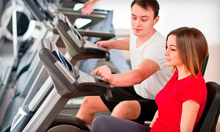 Max Fitness - Harrisburg: 1, 5, or 10 60-Minute Personal-Training Sessions at Max Fitness (Up to 81% Off)
