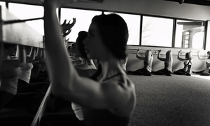Pure Barre: 5 or 10 Ballet-Inspired Fitness Classes at Pure Barre (Up to 59% Off)