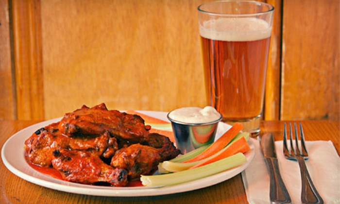 Midtown Pass - Tallahassee: Wings and Beer for Two, Four, or Six at Midtown Pass (Up to 58% Off)