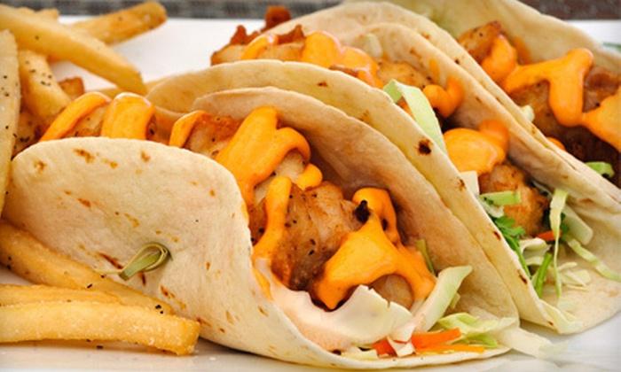 La Chinita Poblana - Broad Ripple: $7 for $14 Worth of Mexican-Fusion Food at La Chinita Poblana