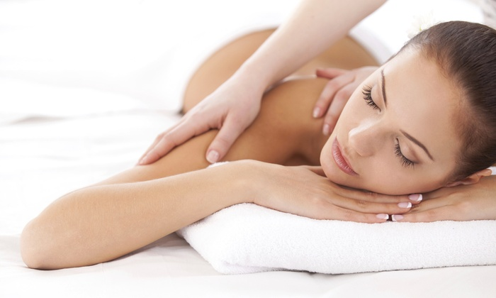 Umi Beauty - Canyon Country: 60-Minute Massage, Custom Facial, or Both at Umi Beauty (Up to 53% Off)