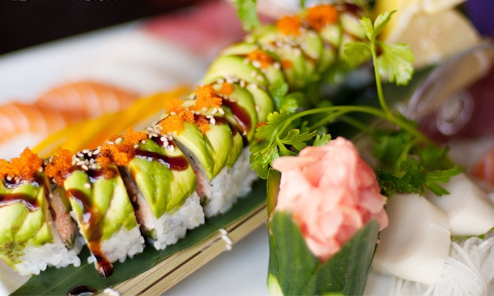 Asian fusion lunch or dinner zen asian bistro and sushi for 50 fifty asian fusion cuisine