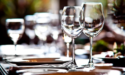 SevenCourse Taster Dinner Menu for One or Two at Scalford Hall Hotel