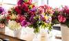 Up to 56% Off Floral Arrangement Course at Julia Testa Florals