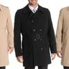 Blu Martini Men's Trench and Rain Coats