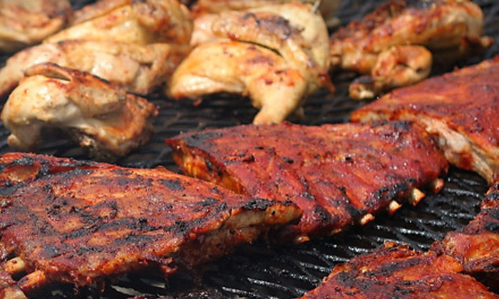 Rib Kings - Pelham: Barbecue Dinner for Two or Four at Rib Kings (Up to 59% Off)