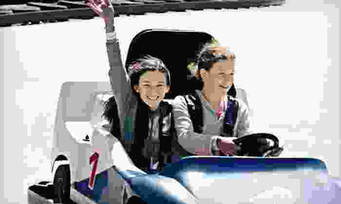 Shakers Fun Centre - Calgary: Fun-Centre Day with Optional Go-Karting and Mini Golf at Shakers Fun Centre on a Weekday or Weekend (Up to 71% Off)