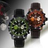Aubert Freres Alton Men's Chronograph Watches