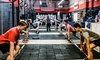 CrossFit East River - East Village: 8 Foundations of CrossFit Classes and a 1- or 3-Month Membership at CrossFit East River (Up to 77% Off)