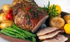 Rowley Manor Hotel - Rowley, Hull : Two-Course Sunday Lunch for Two or Four at Rowley Manor Hotel (Up to 47% Off)