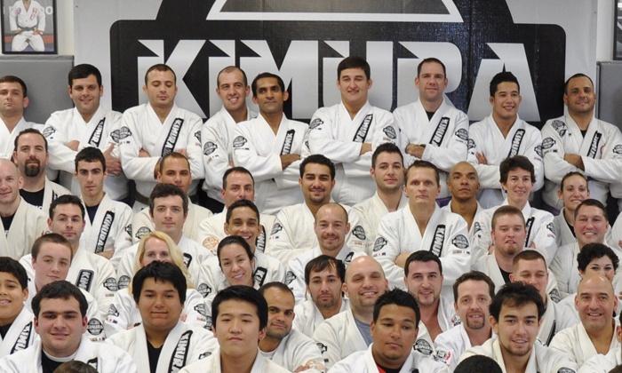Kimura Brazilian Jiu Jitsu - Downtown Watertown: Two Months of Unlimited Jiujitsu Classes at Kimura Brazilian Jiu Jitsu (Up to 83% Off)
