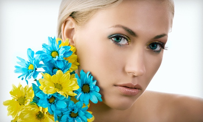 Uptown Dermatology & SkinSpa - Uptown: $69 for a Deluxe Facial Microdermabrasion with Light Peel and Treatment Mask at Uptown Dermatology & SkinSpa ($150 Value)