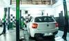 Mycie auta w Bosch Service