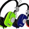 $5.99 for Hype/DGL Group VS-928 Stereo Cube Headphones