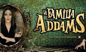 """SOM Produce: Entrada a """"La Familia Addams"""" del 14 al 24 de marzo desde 24,40 € en El Teatro Calderón, Madrid"""
