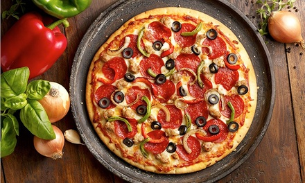 $30 for a Wine- or Beer-and-Pizza Tasting Event for Two at Pizzeria 3301 at Villa Palermo ($60 Value)