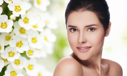 Up to 50%  Off Organic Facial & Dermaplaning Exfoliation Treatment at Skin Therapy