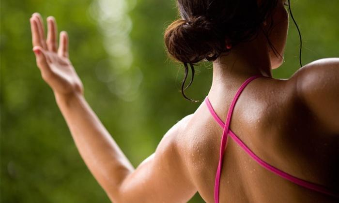 Sumits Hot Yoga - Samlarc: 10 or 20 Hot-Yoga Classes at Sumits Hot Yoga (Up to 88% Off)