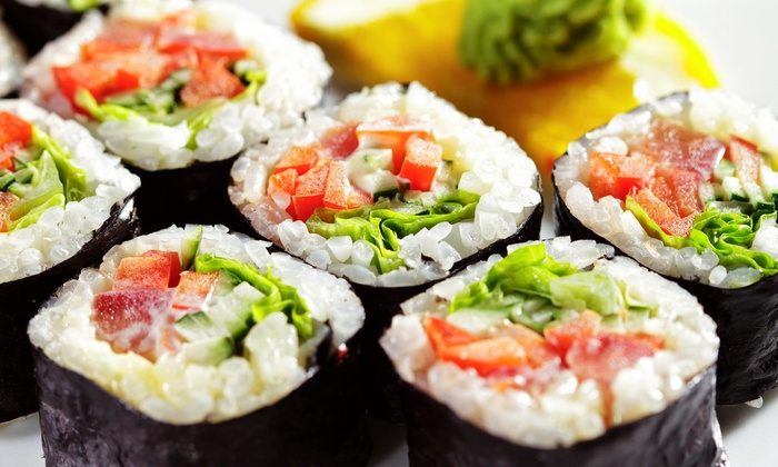 Nori Sushi - Edgewater: $20 for $40 Worth of Sushi and Asian Cuisine at Nori Sushi