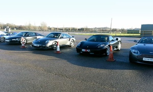 Experience Limits: Young Driver Sportscar (from £30) or Supercar (from £39) Experience at Experience Limits