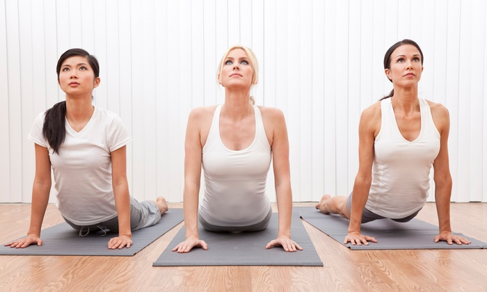 Downtown New West Yoga, Fitness, and Meditation Studio - New Westminster: 10 or 20 Yoga, Fitness, & Meditation Classes at Downtown New West Yoga, Fitness, and Meditation Studio (Up to 69% Off)