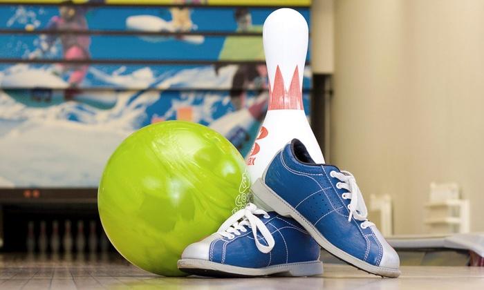 River City Recreation - bowling - Lorraine Park: Up to 50% Off Bowling with Shoes at River City Recreation