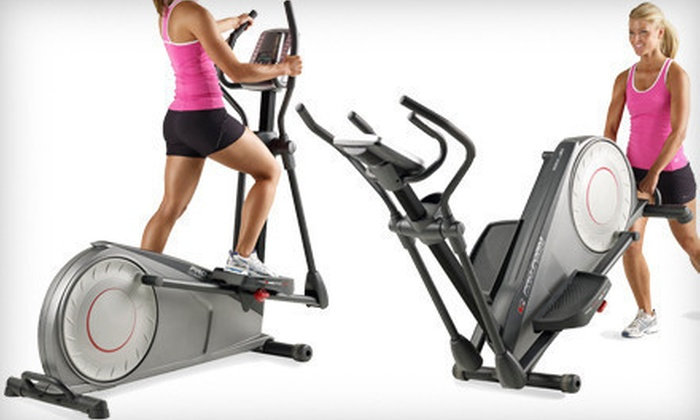 ICON Health & Fitness: $399 for a ProForm Elliptical ($999 List Price)