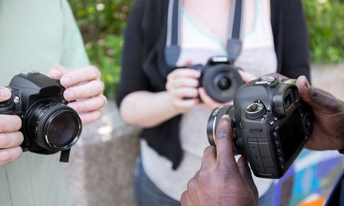 EVA COMAS - Barcelona: Curso de iniciación a la fotografía digital de 3, 6 o 9 horas o con curso avanzado desde 19,90 € en Eva Comas