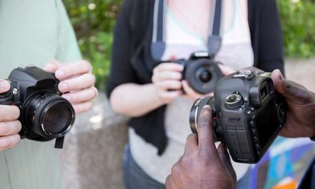 Curso de iniciación a la fotografía digital de 3, 6 o 9 horas o con curso avanzado desde 19,90 € en Eva Comas