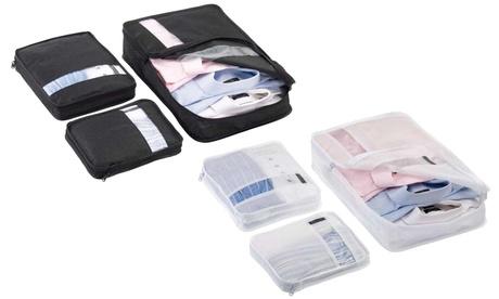 1 o 2 sets de 3 organizadores de maletas desde 7,99 €