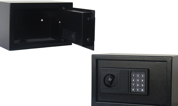 stalwart electronic deluxe digital steel safe manual