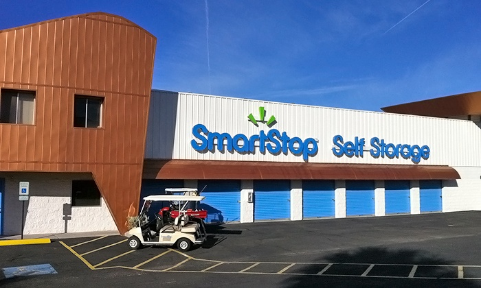 SmartStop Self Storage - Multiple Locations: $85 for Three Months of Storage in a 10'x10' Unit at SmartStop Self Storage ($416 Value)