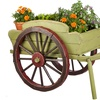 Wheelbarrow Planter Statuary