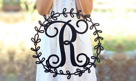 One or Two Royal Wall Signs from Morgann Hill Designs (Up to 54% Off)