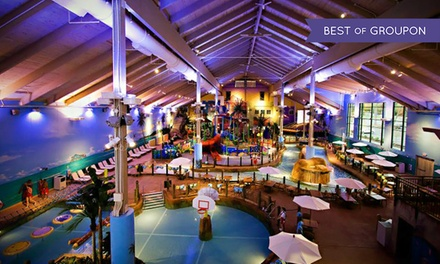 groupon daily deal - Stay with Optional Water-Park Passes and Dining Credit at CoCo Key Water Resort in Waterbury, CT; Dates into April