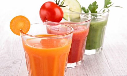 $25 for Primal Juicology 101 - A Juice Class for Beginners at Primal Juice and Smoothies, ($50 value)