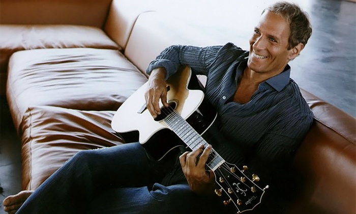 Michael Bolton - Downtown: An Unforgettable Evening With Michael Bolton at Music Hall Center on Friday, June 13, at 8 p.m. (Up to 47% Off)