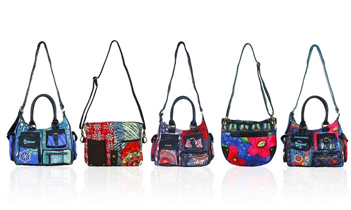 Zelf Tassen Ontwerpen : Desigual tassen in ontwerpen groupon goods