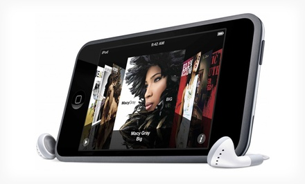 3rd Generation Apple iPod Touch in Black (Refurbished) (Up to Half Off). 8GB or 32GB. Free Shipping and Returns.