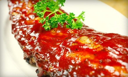 Barbecue and Sides for Dinner or Catering at The Original Family BBQ Pit (Up to 51% Off). Three Options Available.