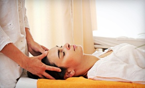 Live Free Integrative Therapies: Three or Five Sessions of Cranio-Sacral Therapy at Live Free Integrative Therapies (Up to 68% Off)