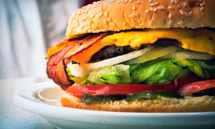 Skyline Restaurant - Sullivan's Gulch: $5 for $10 Worth of Burgers and American Food at Skyline Restaurant